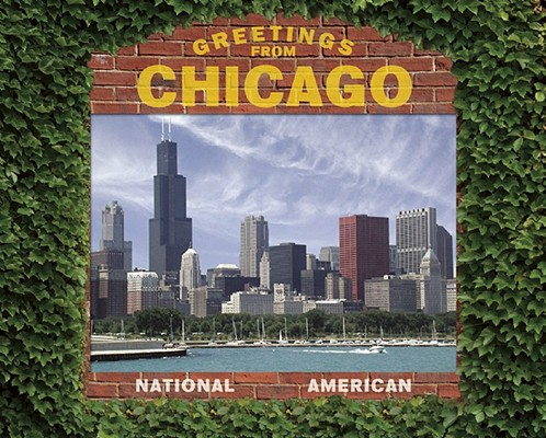 Greetings from Chicago By Marshall, Bruce